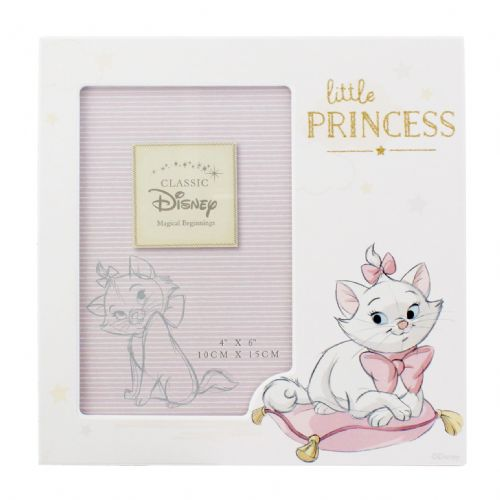 Disney Aristocats Marie Photo Frame For Baby - 'Little Princess' photo frame Aristocats Marie Gift
